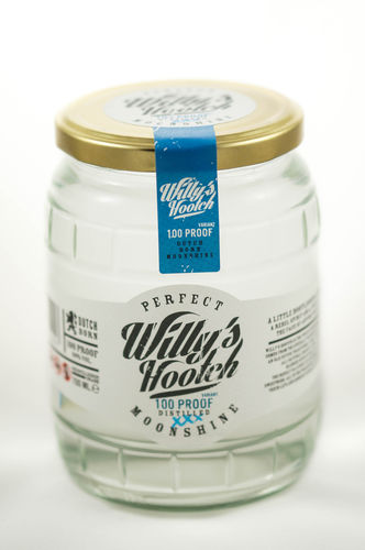 Willy's Hootch 100 Proof