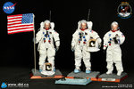 Apollo 11 Astronauten. 1/6. DID.