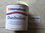 International bilge paint Danboline colour white 001, 2,5 L