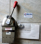 "Teleflex 065 670 enhåndsbetjening typen,, NB ""single, for gass"