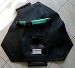 NAUTA, transportable fleksibel tank, 70 liter, for motorer 521153 IT