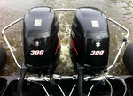 TurboSwing Giant Twin for 2 motor 150-350 hk