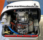 """Discount Blue Water"", Our tip 2021, Paguro 4SY, Marine power generators, diesel, 4KVA-3,5KW, Yanmar"