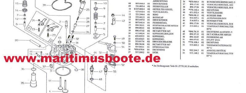 Stahlmayer Abzieher 2-armig  150mm Außen und Innenabzieher puller 2-arm