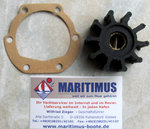 Impeller Guide e.g. Impeller for generators Paguro 6500