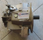 Hydraulisk marinegear Twin Disc Technodrive TM345, forhold 2,00