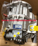 ZF 85IV, vende gear, reduktion 1,64: 1; 2.01: 1; 2,49: 1
