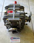 ZF12M Vertical offset, direct mount marine transmission, reduction 2,63