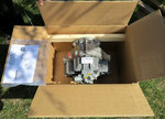 ZF engrenages de recul ZF80A, hydraulique, réduction de 1,96