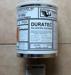 Duratec Oberflächen-Primer -grau- (SURFACING PRIMER GREY 707-002 ), 1 US Gallone