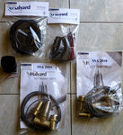 Halyard Sea Strainer Alarm System Twin + SSA kit, H000428 inkl. Siren 120dB (a) H000447 / AS777