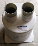 HALYARD Top In Top Out Lift Silencers H001684
