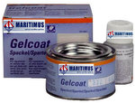 BHP gelcoat putty 110g, 30002 color orange, for example, Hallberg -Rassy deck, Monark - Crescent , p