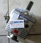 PRM Transmission 120D2 réduction 2.50: 1