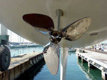 Titan Stainless steel Propeller EWOL E3 ORION (Asse/S