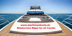 Speich Windscreen wiper double unit completely, Blade length: 1,000 mm, eg Azimut 80 feet
