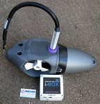 External bow thruster, Side-Power  EX55S, 12V