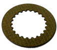 ZF clutch plate / indre plate, nei. 3306304027, Hurth HBW 150 og ZF12M