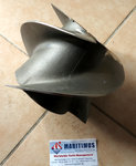 Castoldi Jet 05, impeller, stainless steel