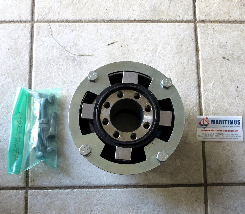 Hydro-Fit Tuyau Embrayage Tuyau Connecteur PVC-U Gris//Vert