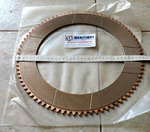 Capitol Marine, Friction, HPV10500, Clutch Plate 1-00230-2500, Bronze