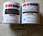 AwlGrip, AWLFAIR LW, Base D8200 + Converter D7200, 1+1 Quart, Spachtelmasse