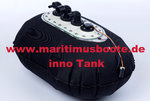 InnoTank 60 Litres / 15,8 Gallon (with 1 in-liner bladder), Fresh, Waste (Black or grey)