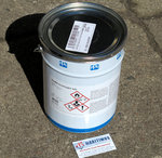 PPG, Sigma EcoFleet 530, antifouling, black / blue / red brown, 5 liters