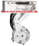 Yachten 80-140ft, Max-Power Hydraulisches Bug - Heckstahlruder, R450/40, Leistung PS 54.06, KW 40.33