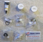 Parker water maker, PUMP ROUTINE SERVICE KIT 708-1 Part-Nr. 70-6181