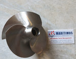 Williams - Weber - TEXTRON Stainless steel Impeller 12/17R Swirl 285/325 Jet