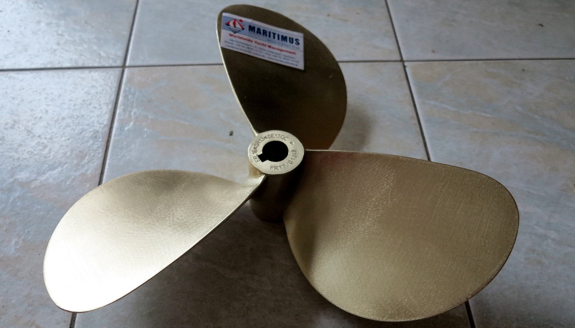 SOLAS Propeller Aluminium 11 2//5 x 16  für Suzuki 40 /& 50 /& 55 /& 60 /& 65 PS