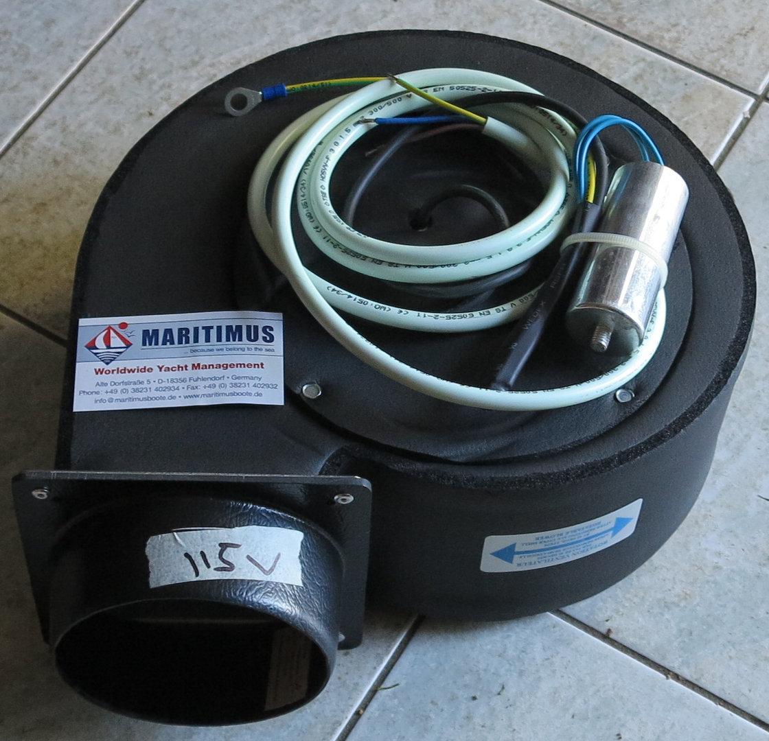 Tank donantes 10-50 Ohm incl cable