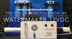 Stella, Watermakers, ConStellation 380, 12VDC
