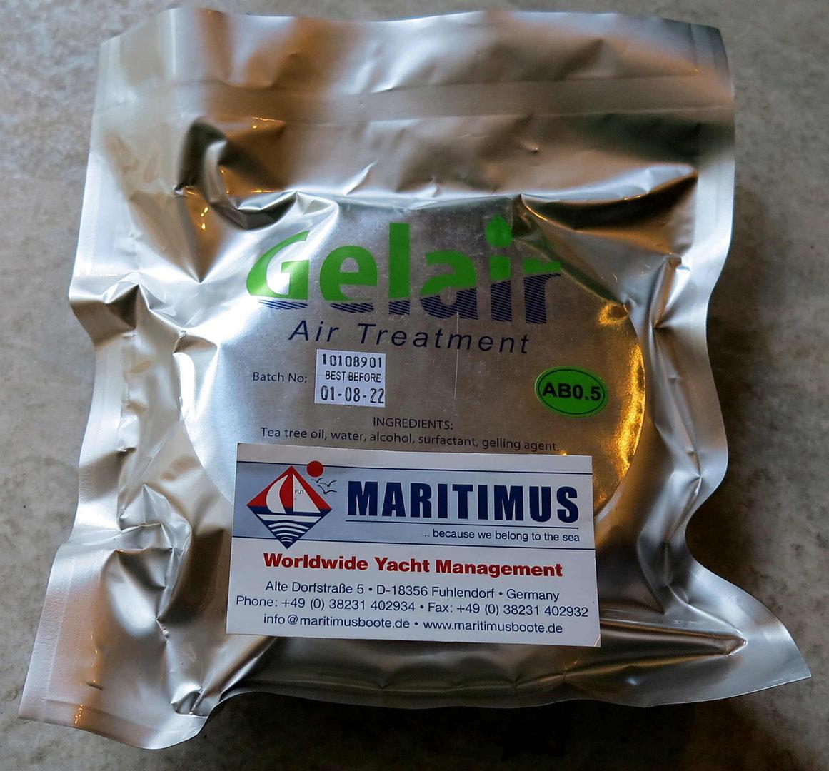 Biodegradable Air Conditioning Block, Gelair tea tree disc, 0,5 ...