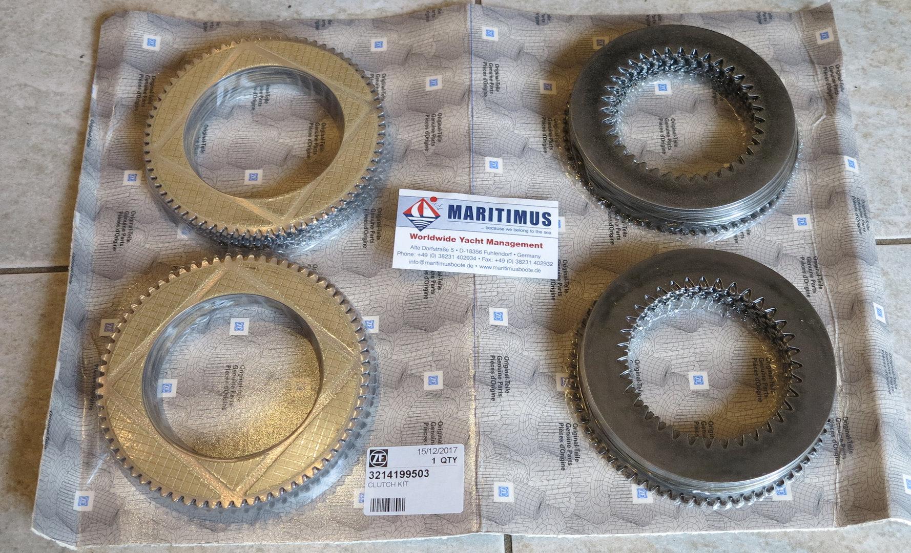 Mechanical seal st-155 Anello contro CE//CA//NBR-gleitring GUARNIZIONE incl
