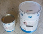 PPG, PPG, SigmaCover 555, black, Final coat in epoxy underwater anticorrosive systems, 20 Liters