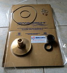 GIANNESCHI BMA-S 32/110A1, Mechanical seal, O rings and Impeller Kit