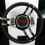 Isotta Steering wheel ISM02 with Button pads