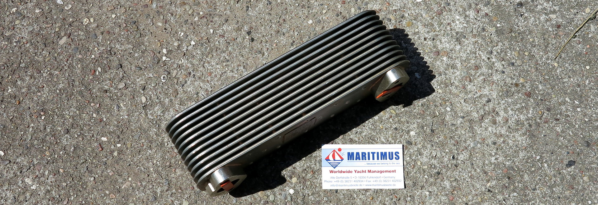 20 HP Removal 2-30 GPM Mobile Oil Cooler Replacement Parts Engine ...