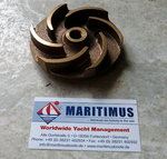 "Scot Pump Impeller 3,5""; Scot Motorpump 78,"