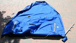 Cover Williams 325, Color Royal Blau, Weather MAX 80