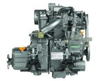 Yanmar 1GM10S-EC, 9Hp with KM2P-1S 2,21:1
