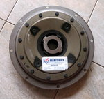 1K32150010 Vulkan Vulkardan E for Motor Volvo Penta TAM72 with gearbox Twin Disc MG 507- A1
