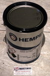 Hempel Hard Racing antifouling, 5L in white, gray, black, blue, dark blue, true blue or red