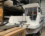 New MERRY FISHER 695 SERIE2 with Suzuki 150hp - Full equipment, Tender to Sailing Yacht