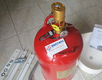 MA0700NVC-4 – Manual/Automatic NOVEC 1230 Fixed Fire Extinguisher, replaced MA2-700-227