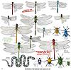 libellen, schlangen, insekten_Libellen_dragonfly_flies_katalog_Magnete_insekten_Magnete_die_käfer_kommen_katalog_deko_küche_bad_nachbildung_attrappen_büromagnete_dekomagnete_kühlschrankmagnete_fridgemagnets_Sammelmagnete_tiere_amphibien_frösche_vögel