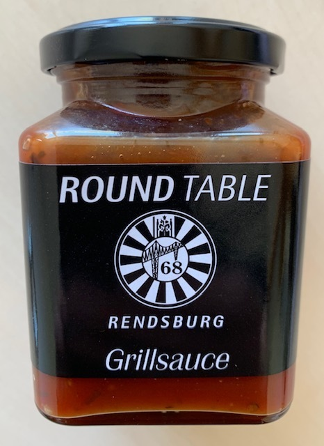 Round Table 68 Grillsauce