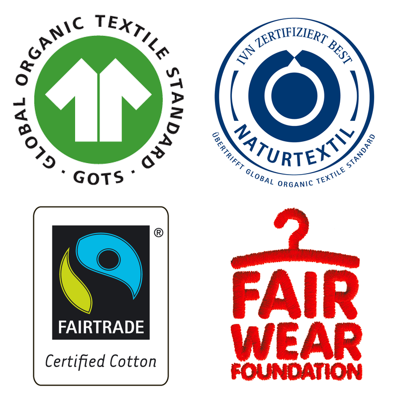 Textile labels and certificates